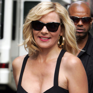 Kim Cattrall alias Samantha Jones dans Sex and the city