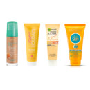 Montage BB cream solaires