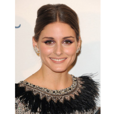 Olivia Palermo aux British Fashion Awards le 28 novembre à Londres