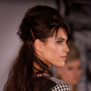 chignon LAMB Fashion Week Milan AH 2012/2013