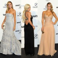Heidi Klum, Bar Refaeli... Robes de stars à la Fashion Week Milan