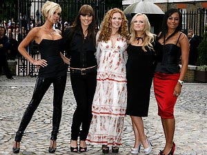 People : les Spice girls