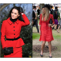 Kate Middleton VS Chelsy Davy : princesse classe contre copine trash