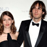 Photo : Sofia Coppola et Thomas Mars