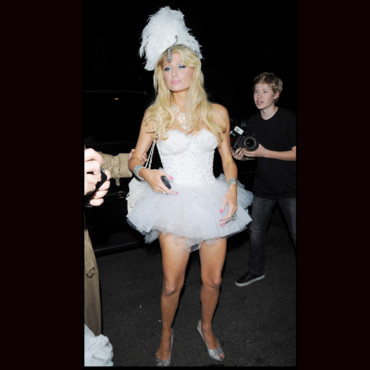 Halloween Paris Hilton