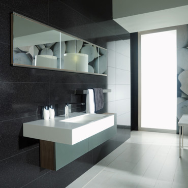 du nouveau chez porcelanosa porcelanosa chacun sa. Black Bedroom Furniture Sets. Home Design Ideas