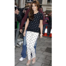 Cheryl Cole et sa tenue mix & match