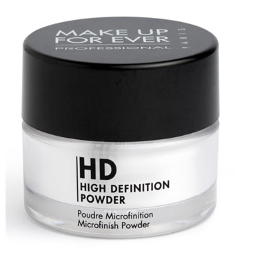 HD High Definition Powder Make up for ever