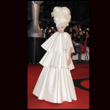 Lady Gaga aux Brit Awards