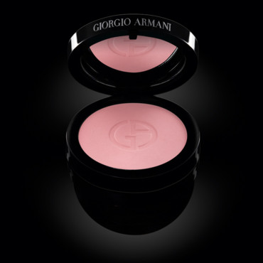 Maquillage printemps : Armani, palette blush
