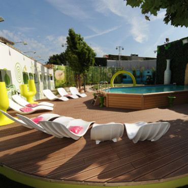 Jardin Piscine Secret Story