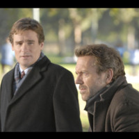 Photo : Hugh Laurie et Robert Sean Leonard