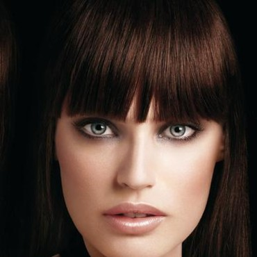 Le look Jeu de Dames smoky eyes de Guerlain