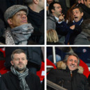 Joey Starr, Eric Naulleau, Nicolas Sarkozy... tous au stade pour le match PSG-OL