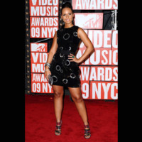 Photo : Alicia Keys aux MTV Video Music Awards 2009