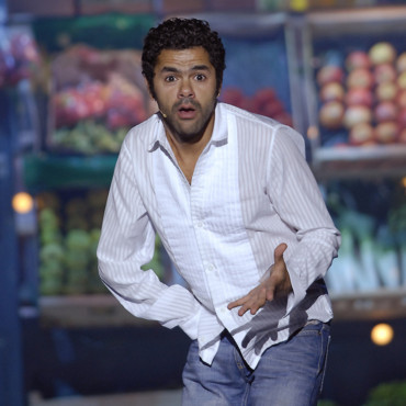 Jamel Debbouze au Grand Rex