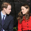 Kate Middleton aux côtés de Prince William