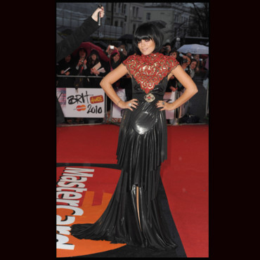 Lilly Allen aux Brit Awards