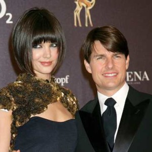 people : Tom Cruise et Katie Holmes