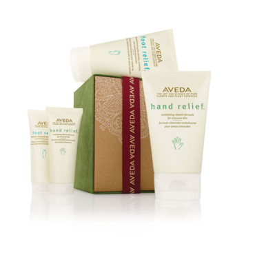 Coffret Aveda mains THE GIFT OF PURE RELIEF 48 euros