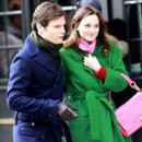 Gossip Girl : Hugo Becker et Leighton Meester