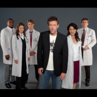 Photo : L'équipe de Dr House