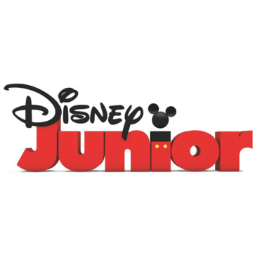 Le logo de la chaîne Disney Junior