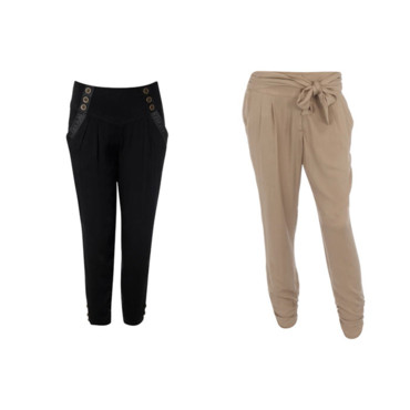 pantalon carotte miss selfridge dorothy perkins