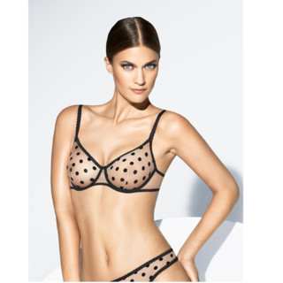 Soutien-gorge tulle Wolford