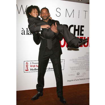 Will Smith et son fils Jaden