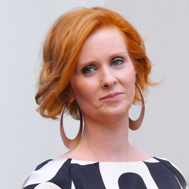 Cynthia Nixon alias Miranda Hobbes dans Sex and the city