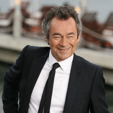 Michel Denisot à Cannes