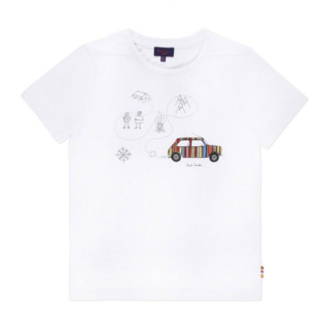 T-shirt de chez Paul Smith Junior
