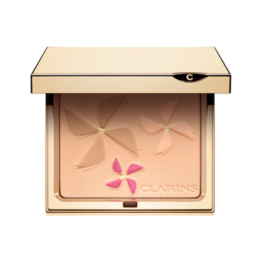 Clarins Collection Colour Breeze poudre teint et blush 38 euros