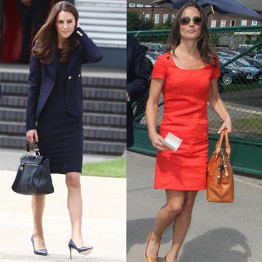 Kate Middleton vs Pippa Middleton