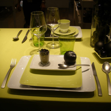 L'art de la table chez Guy Degrenne