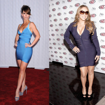 Top Flop Jennifer Love Hewitt vs Mariah Carey