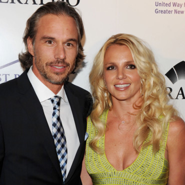 Britney Spears & Jason Trawick