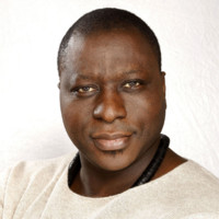 Photo : l'acteur Mouss Diouf