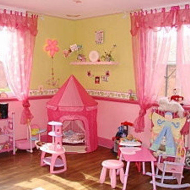 D co chambre de fille id es de d coration et de mobilier for Photo de chambre de fille
