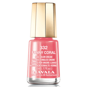 Vernis à ongles Funny Coral, Mavala