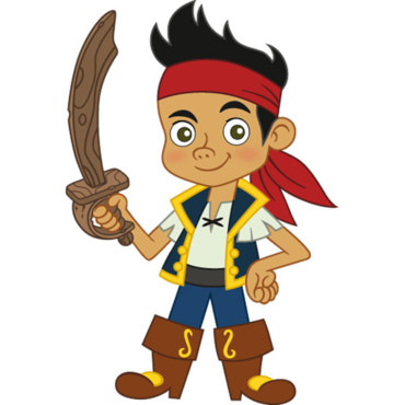 Disney Junior - Jake et les pirates du monde imaginaire