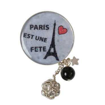 Broche Paris de Miss Sugar Cane