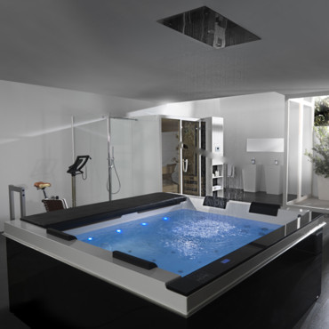 Le Spa Pacific Porcelanosa