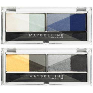 Smoky Eyes : fards Eyestudio de Maybelline