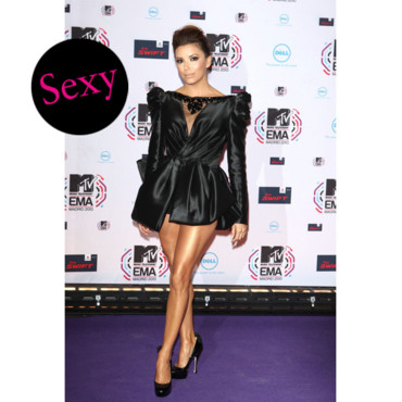 Eva Longoria aux MTV European Music Awards
