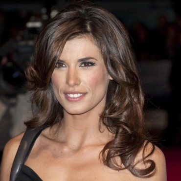 Le make-up parfait d'Elisabetta Canalis