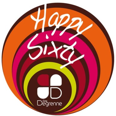 Sticker Happy Sixty Guy Degrenne