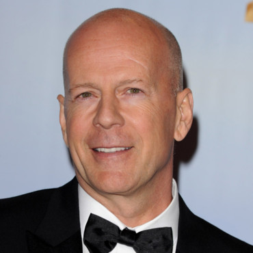 Bruce Willis à Cannes pour Moonrise Kingdom