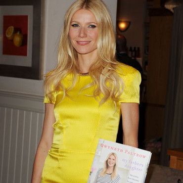 Gwyneth Paltrow, une star fan de cuisine
